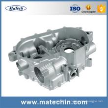 China Personalização de alumínio torneamento moagem CNC usinagem parte
