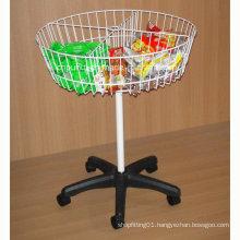 Rolling Round Strorage Basket (PHY550)