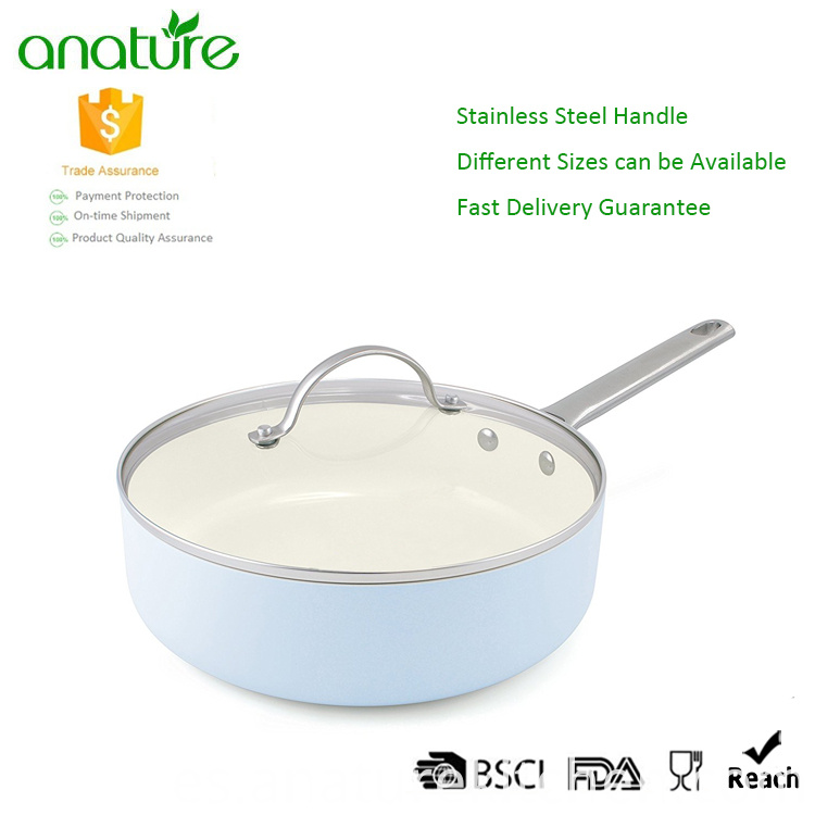 As Seen on TV Pressed Nonstick Kitchen Cookware