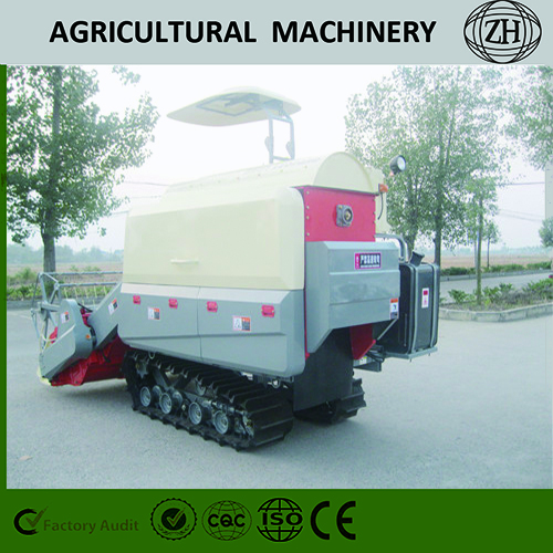 1600mm Cutting Range Crawler - type Combine Harvester