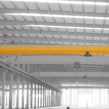 Кран мостовой однобалочный 3т для металлоконструкций