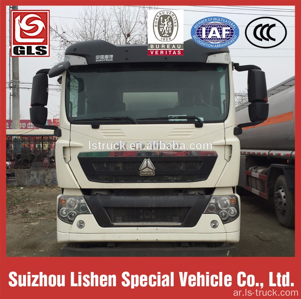 Dongfeng 25000 liter 6x4 fuel tank truck