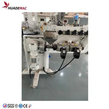 Mini PPR HDPE PVC Co-extrusion Plastic Extruder