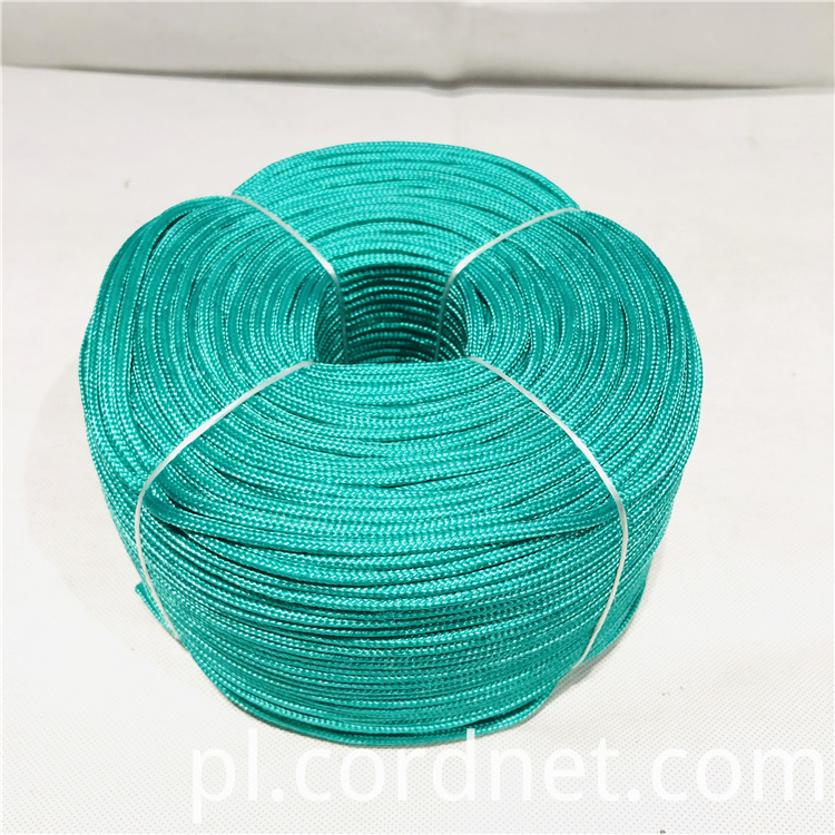 Green Pp Multi Braided Rope 4