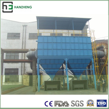 Side-Spraying Plus Bag-House Dust Collector-Lf Air Flow Treatment