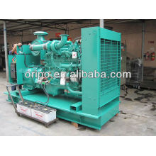 220V battery operated generator set 450kva/360kw prime power with Cummins engine diesel