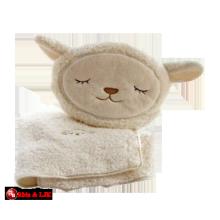 Couverture d'oreiller pour animaux en peluche personnalisée