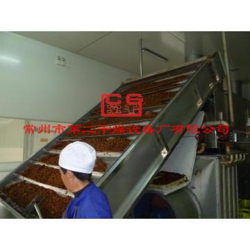 Machine de séchage d'abricot