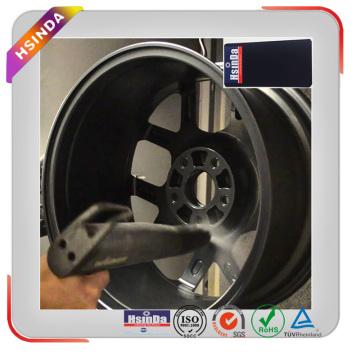 High Gloss Car Sports Rim Epoxy Polyester Electrostatic Spray Paint Powder Coating