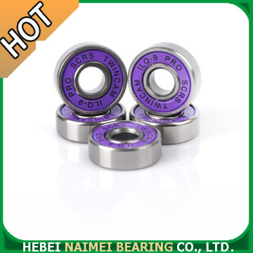 High Performance Precision 608 2RS Bearing