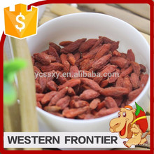 2016 Hot sale top quality with low price goji berry