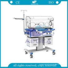 AG-Iir002A Incubateur d'hôpital Incubateurs de haute qualité Bébé prématuré