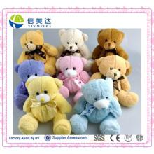 Großhandel Teddybären Plüsch Spielzeug Hochzeit Spielzeug