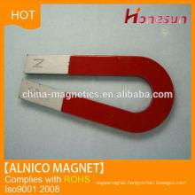 u shaped alnico magnet educational material