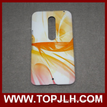 3D Printing Sublimation Blank Mobile Phone Case for Moto X3