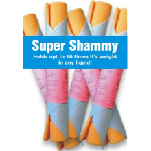 Nice Super Shammy Auto Absorbing Synthetic Chamois Cloth