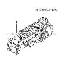 Injection Pump of Cummins Engine