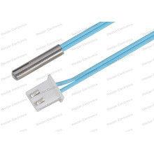 Stainless Steel Probe Housing Refrigerator Ntc Thermistor Sensor