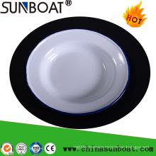 Sunboat Kitchenware/ Kitchen Appliance Enamel Plate Enamel Tray Dish