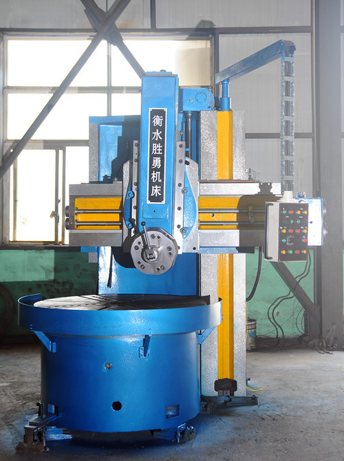 VTL machinery shop