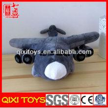 Wholesale brinquedo de brinquedo de pelúcia avião de pelúcia