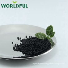 amino acid fertilizer with NPK 16-0-1with higher organic matter, slow release fertilizer