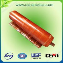 2440 poliéster barnizado de fibra de vidrio de aislamiento de tela (F)