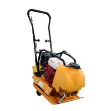 Small honda weight plate compactor machine