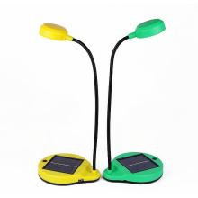 Batería extraíble lámpara de luz de lectura mesa de escritorio solar