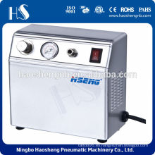 Compresor de aire sin aceite del maquillaje mini AS16-3