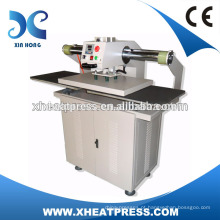 Máquina de transferência automática de calor de pequeno formato