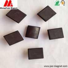 PA 6 Injection Plastic Ferrite Magnet for Automobile