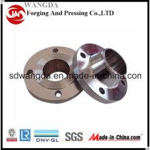ANSI B16.5 ASTM A106 Gr. BW / N Flansch