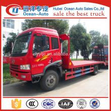 2016 FEW 4 * 2 camión de plataforma, camión de plataforma de mano para la venta