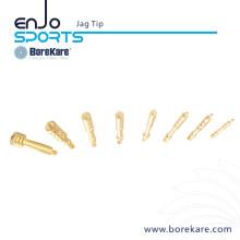 Borekare Gun Cleaning Accessories Brass Jag Tip for Shotgun