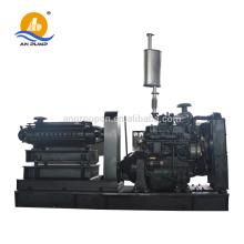 12 hp diesel engine high pressure water pump
