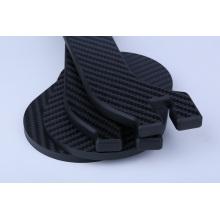 Hart-Leicht-Carbon-Fußplatteneinsatz starr rc