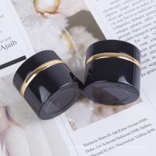 Round Design Acrylic Cosmetic Face Cream Jars