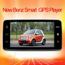 Car DVD for Mercedes-Benz Smart GPS Navigator