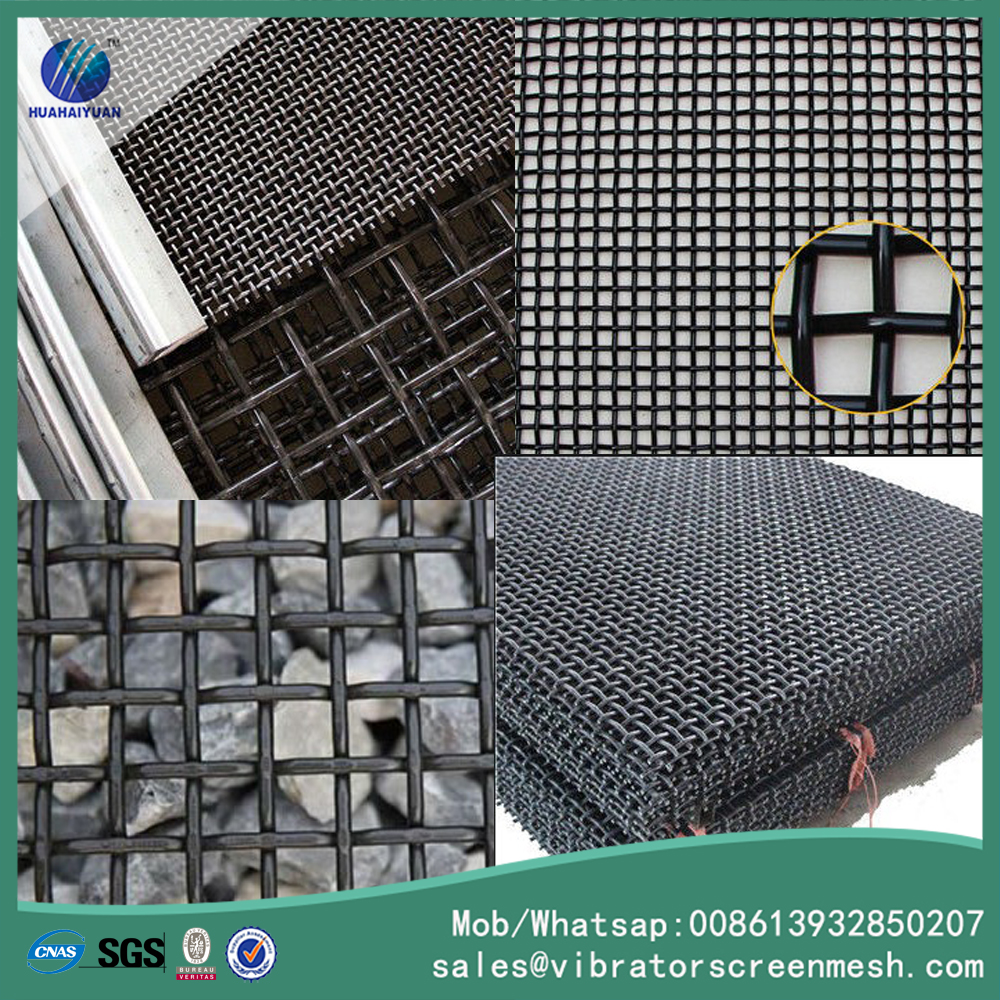 manganese crusher screen mesh