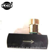 материал ss316 высокого давления игольчатый клапан