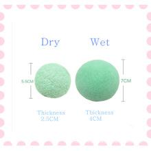 100% Natural Facial Cleaning Konjac Sponge