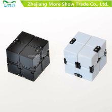 Magic Fidget Infinity Cube Ansiedad Estrés Relieve Enfoque 6-Side Regalo para adultos y niños Nuevo