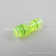 Válvula cilíndrica do nível do espírito (diâmetro / 8mm X comprimento / 22mm)