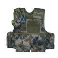 Venta caliente 2019 Chaleco antibalas Chaqueta militar Chaleco táctico con bolsillos para policías y militares Nivel 3 Armadura