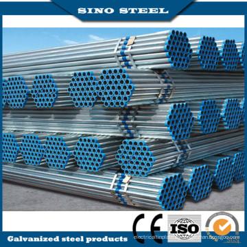 Tubería de acero galvanizado de alta calidad y mejor precio