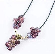 Кристаллическое ожерелье, оптовая продажа ювелирных изделий ожерелья, ожерелье способа