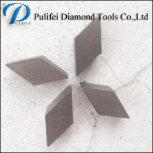 Бетонный камень сегмент поверхности пола шлифовальный для ремонта и заточки