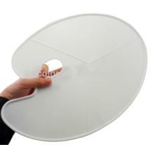 PMMA Transparent Plastic Painting Palette