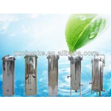 Bouteille d'eau industrielle de filtre de carbone d'acier inoxydable